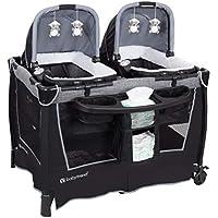 Baby Trend Retreat Twins Nursery Center (Quarry)