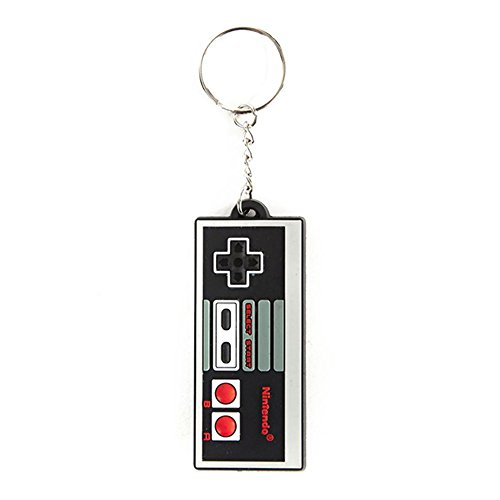 Bioworld Nintendo Controller Keychain