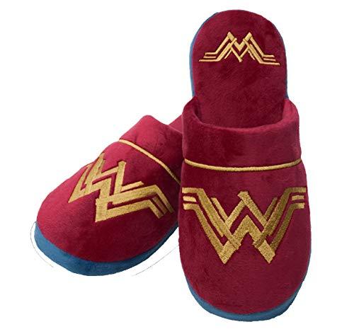 Wonder Woman DC Comics Movie Logo Zapatillas Mule