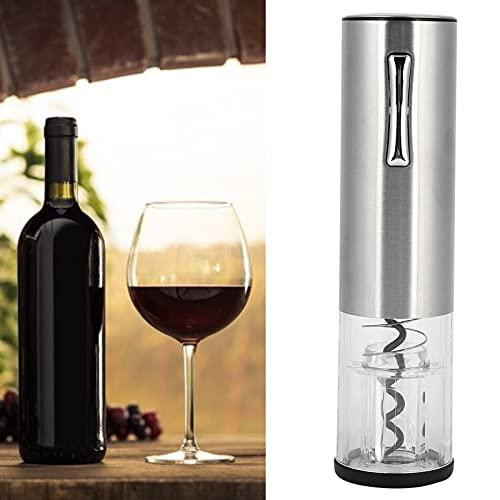 01 Sacacorchos de Vino, abridor de Botellas de Vino, vacío automático USB Viene con Cortador de Papel de Aluminio, 4 en 1, Fiesta navideña, Restaurante Occidental, reunión Familiar para el