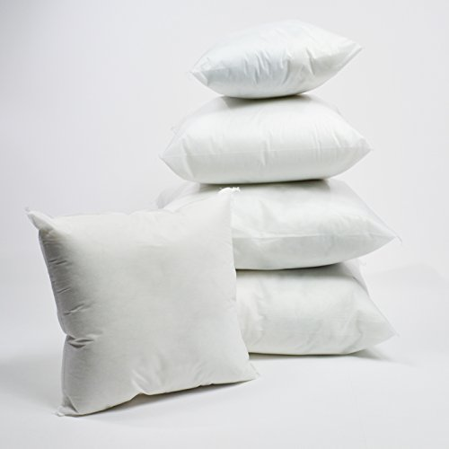 Hometex Hollowfibre Cushion Inserts 20' (Pack of 4)