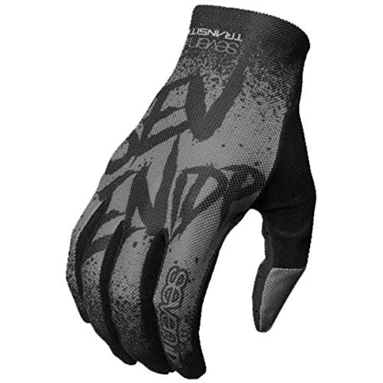 7iDP 7304-85-002 Youth Transition Glove Gradient Graphite/Black YS
