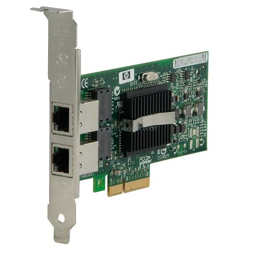HP NC360T PCI-e Gigabit-Serveradapter mit 2 Anschlüssen