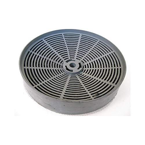 Ricel Sud Filtre à charbon pour hotte Electrolux Elica Candy Turboair 173 mm H 43 mm modèle FK 120