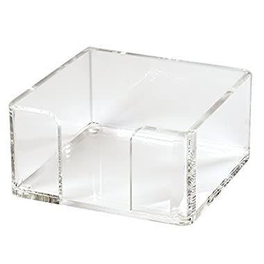 Entertaining 1 Count Acrylic Cocktail Napkin Holder