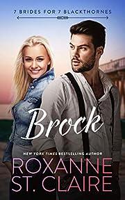 BROCK (7 Brides for 7 Blackthornes Book 5)