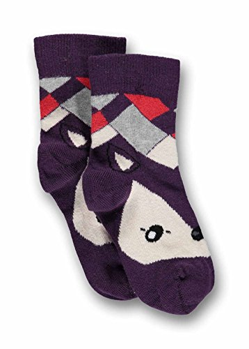 UBANG babblechat Socken Ankle Socks Talkie Walkie Fuchs Gr. 29-32
