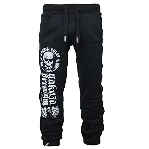 Yakuza Premium Herren Jogginghose 3129 schwarz Sweatpants M