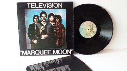 Marquee moon (1977) / Vinyl record [Vinyl-LP]