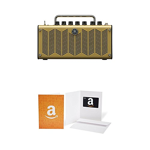 Yamaha THR5 Mini Acoustic Guitar Amplifier with Cubase AI Production Software with $25 Amazon.com Gift Card
