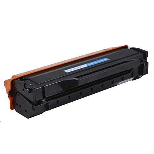 INK E-SALE 1x kompatibel Tonerkartuschen zu Samsung MLT-D101S/ELS MLT-D101S für Samsung SCX-3405 SCX-3400 ML-2164 ML-2165 ML-2165W ML-2160 ML-2162 ML-2168 SF-760P Drucker schwarz, ca. 1.500 Seiten