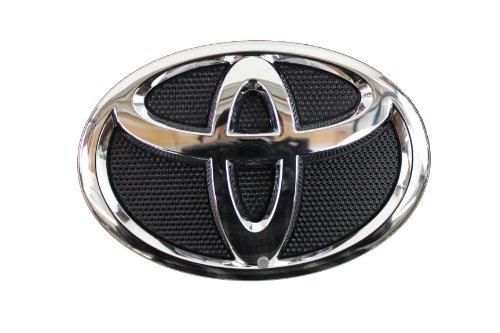 TOYOTA Genuine Accessories 75301-02010 Logo Grille Emblem