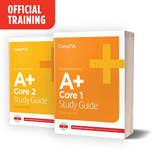 The Ultimate CompTIA A+ Certification Core 1 and Core 2 Training Bundle
