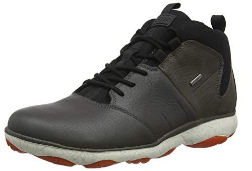 Geox Herren U NEBULA 4 X 4 B ABX A Chukka Boots, Braun (Mud C6372), 42 EU