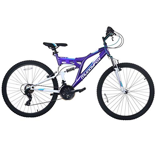Muddyfox Womens Recoil 26 Purple/White 26 Inch