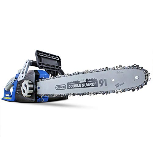 Hyundai Powerful Electric Chainsaw, 2400W Electric Saw, 3...