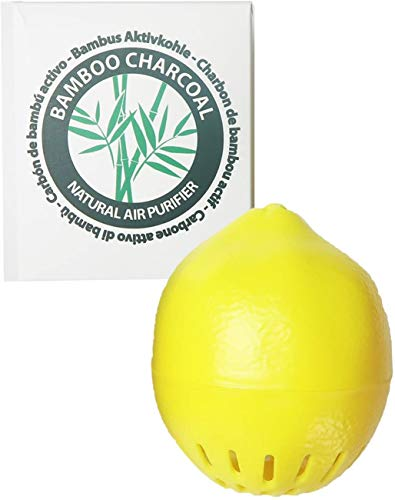 Kühlschrank Geruchskiller mit Bambus Aktivkohle | Lufterfrischer für besseren Duft | Aktivkohle Entfeuchter | Reiniger gegen Geruch | Kühlschrankdeo für besseren Kühlschrankduft | von Stimio