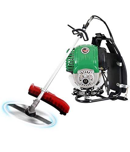 1yess 600W Green Lawn Mower,...