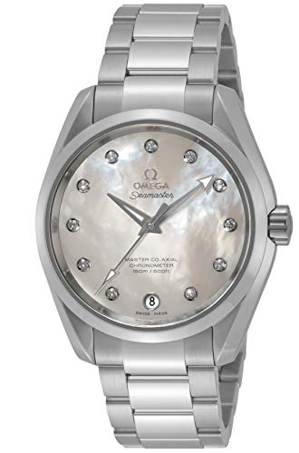 オメガ『SEAMASTER AQUA TERRA 150MOMEGA MASTER CO‑AXIAL LADIES' 38.5 MM(231.10.39.21.55.002)』