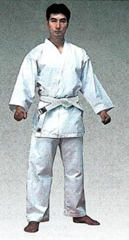 馬力ご意見エンジニアリングミツボシ 空手衣 太綾晒 K200 サイズ:5 (上下セット) K-20005