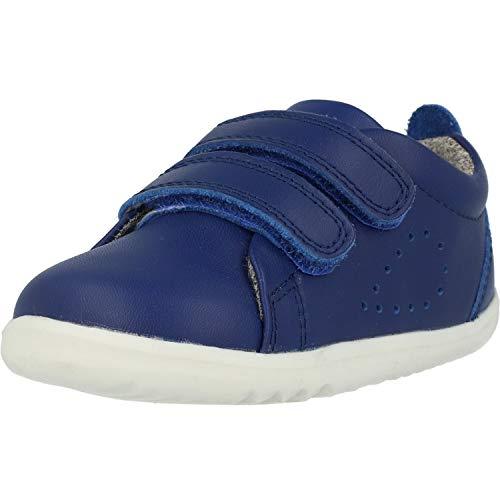 Bobux Step Up Grass Court Blau (Blueberry) Leder 21 EU