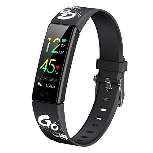 Xiaomi Mi Band 4 Pulsera de Actividad, Reloj Xiaomi, Fitness Tracker, Monitores de Actividad, Pantalla Pulsómetro, BT 5.0, 50M Impermeable, 135 mAh