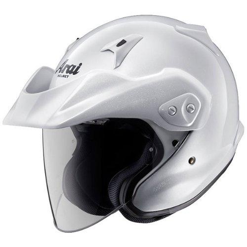 アライ(ARAI) バイクヘルメット ジェット CT-Z グラスホワイト XL 61-62cm