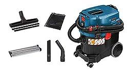 Bosch Professional Industriestaubsauger GAS 35 L SFC+ (1.200 Watt, 35 L Behälter, 3 m Schlauch, im Karton)