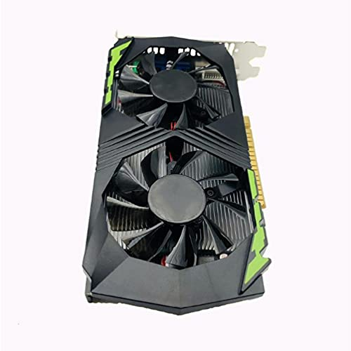 Huluda Placa gráfica GTX 650 Ti - 2 GB GDDR5 - PCI-Express 3.0 (GTX650TI-128Bit) 1080p