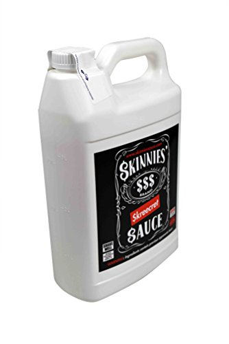 Made in The USA 1 Gallon of Skinnies Skreecret Sauce No Prep Tire Prep Traction Compound (1)