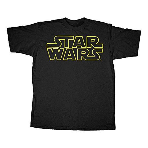 Star Wars - Simplified Logo - T-Shirt (Large)