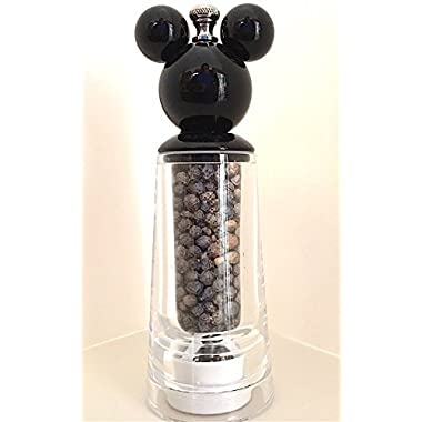 Disney Parks Mickey Mouse Acrylic Pepper Grinder