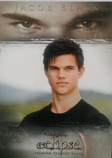 The Twilight Saga - Eclipse Premium Trading Cards - #F-3 - Jacob Black [Toy]