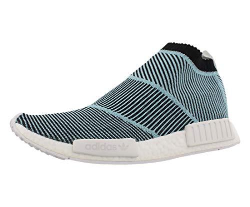 adidasAC8597 - NMD Cs1 Parley Uomo, (Blue Spirit/Core Black-Footwear White), 46 EU