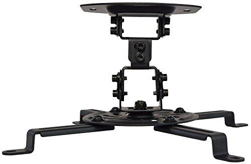 VIVO Universal Adjustable Ceiling Projector, Projection Mount Extending Arms, Black, MOUNT-VP01B Photo #2