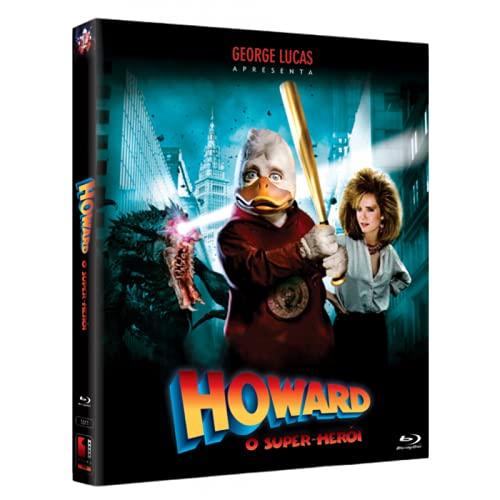 Blu-ray - Howard - O Super-Herói - Edição de Colecionador