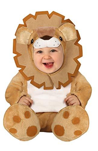 FIESTAS GUIRCA Rey león Disfraz de león de la Sabana bebé