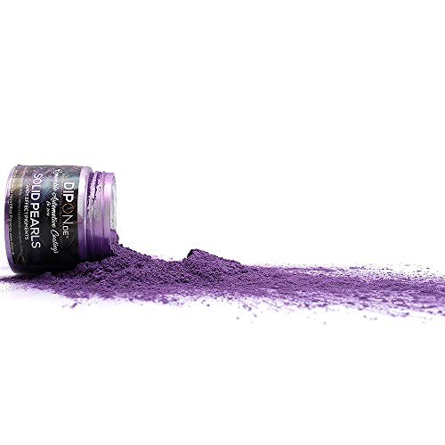 KandyDip Effektpigment Grape SODA Pearl Lila Perlglanz Metallic Farbpulver Pigment für Epoxidharz Autolack Sprühfolie Pigmente Aquarell Seife Powder (25 Gramm)