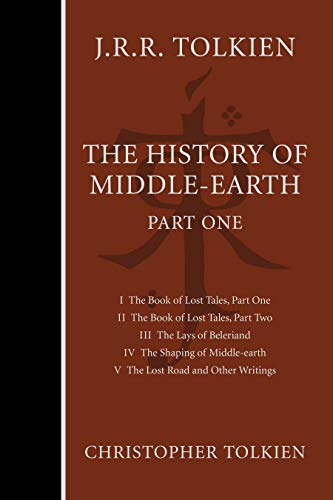 The History of Middle-Earth Part One
