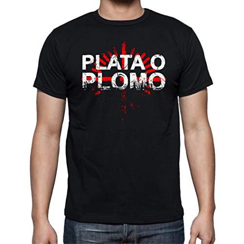 The Fan Tee Camiseta de Hombre Narco Series 009