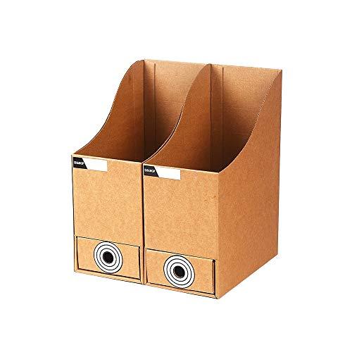 Papel del archivo del buzón de documentos A4 rack de datos de columna Archivo Rack de escritorio caja de almacenamiento de soporte impermeable archivo con el cajón Muestra de bastidores de oficina