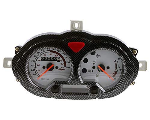 Tachometer mit Uhr für FLEX-TECH TOPSPEED 125 (YY125QT-11)
