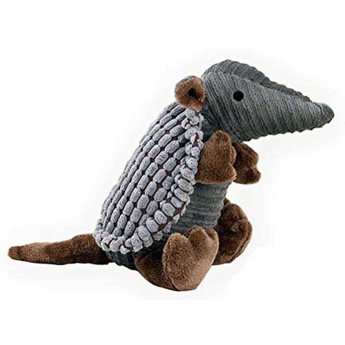 Pluche Vocal Toy Gordeldier Pet Supplies Kinderspeelgoed Knuffels Giften Pluche Talking Toy Armadillo,1