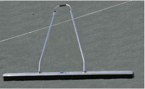 Lee Bocce/Tennis Court 6' Drag Brush-Handle Model, FIne (136-3042)