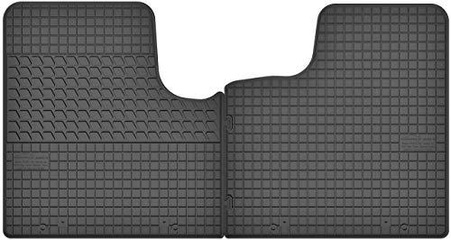 Motohobby Gummimatten Gummi Fußmatten Satz für Opel Vivaro II/Renault Trafic III/Nissan NV300 / FIAT Talento (ab 2015) - Passgenau