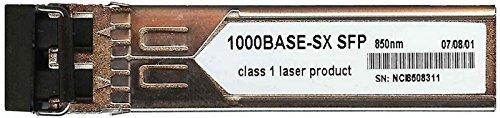 Alcatel-Lucent 1000Base-SX Industrie Transceiver SFP MSA mm Faser 850nm Wellenlaenge Anschluss LC
