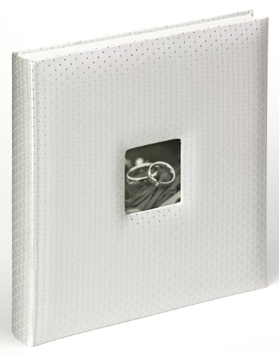 Walther UH-160 Glamour - Álbum de fotos de boda (60 hojas, 34 x 33 cm)
