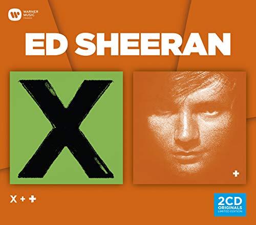 Ed Sheeran - Coffret 2 CD