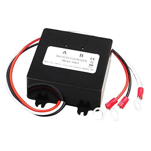#N/A/a Ecualizador de Batería de Controladores Solares, Equalizador de Balance de Batería del Sistema Solar de 24 V para - Cargador HA01 de Baterías, Amp