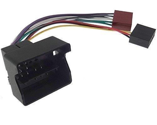 CITROEN pEUGEOT radio (2) câble adaptateur autoradio quadlock vers iSO câbles dIN most
